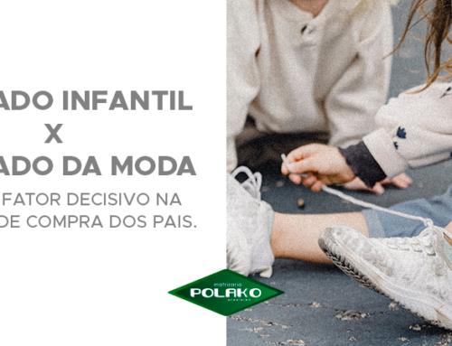 Calçado infantil x mercado da moda Qual o fator decisivo na decisão de compra dos pais